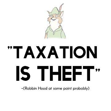 Libertarian Robin Hood by libertynerd