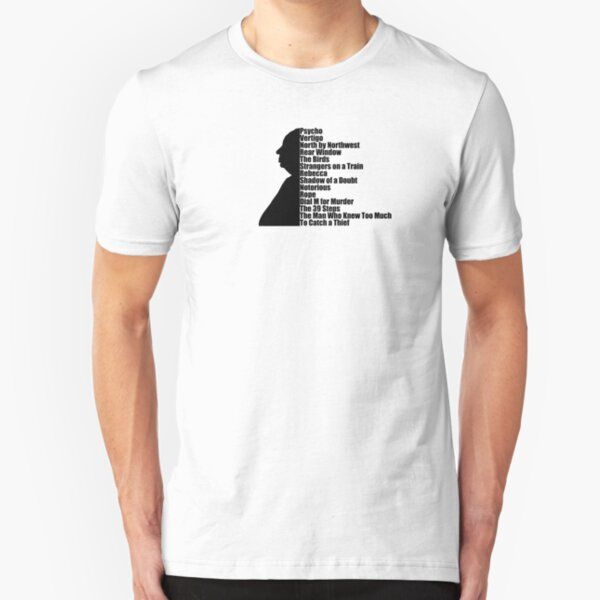Hitchcock Slim Fit T-Shirt