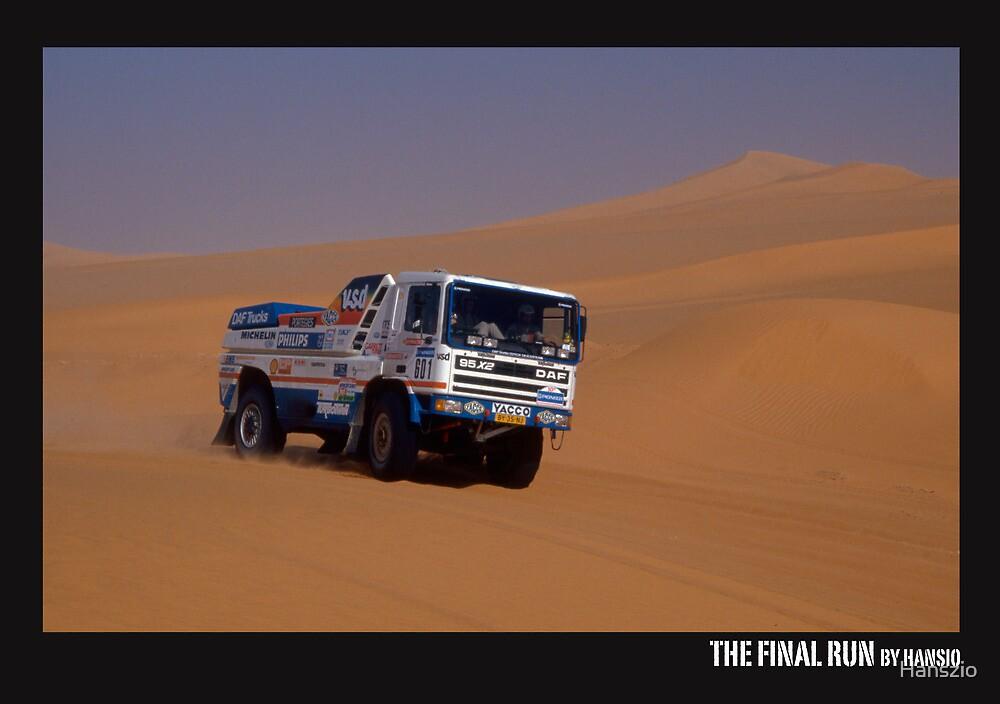 The Final Run by Hanszio
