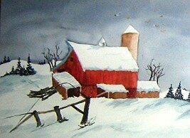 Montana Farmhouse by Ashley  Parker