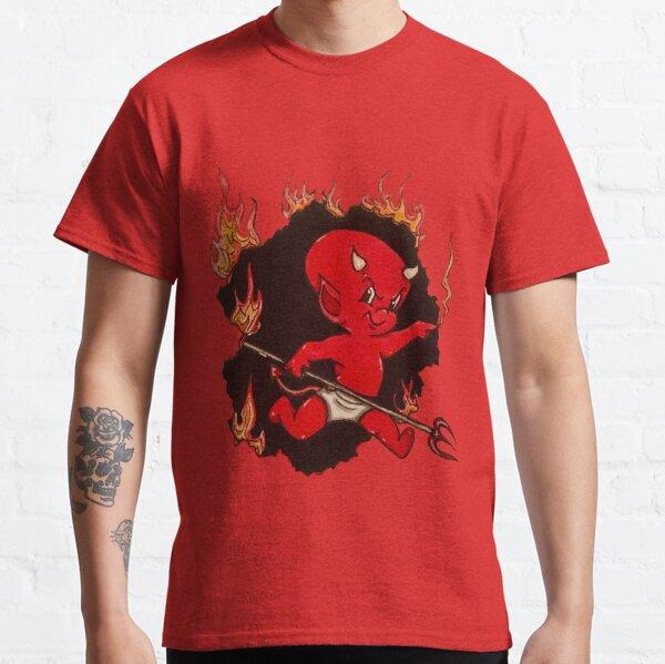 Lil' Devil Hot Stuff Classic T-Shirt