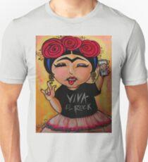 Frida Rocks / Frida Roquera Unisex T-Shirt