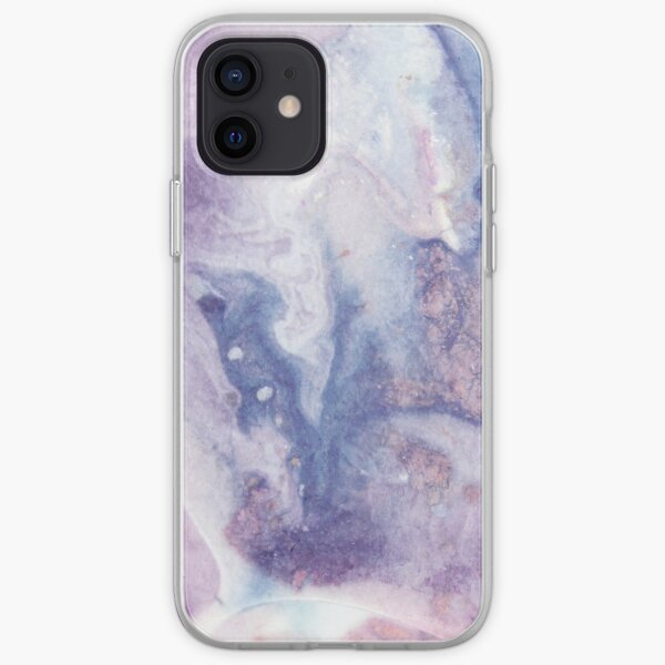 Purple Amethyst iPhone Soft Case