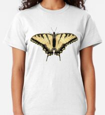 Tiger Swallowtail Butterfly 2 Classic T-Shirt