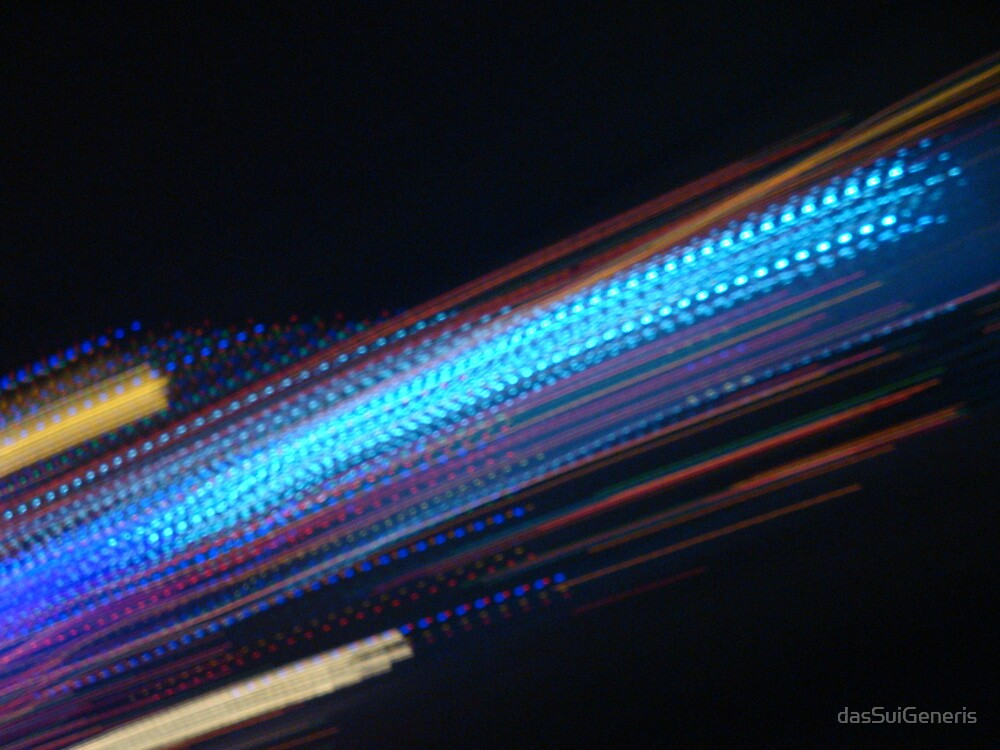 Geiger's Comet  by dasSuiGeneris