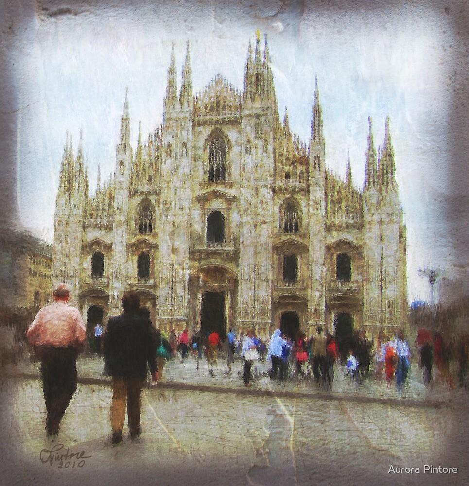 IL DUOMO DI MILANO - ITALIA by Aurora Pintore