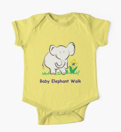 Baby Elephant Walk Kids Clothes