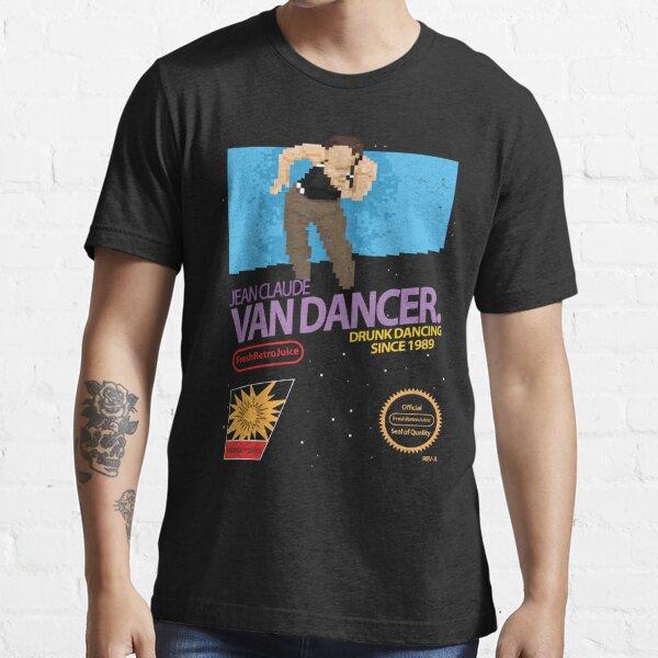 Jean Claude Van Dancer Essential T-Shirt