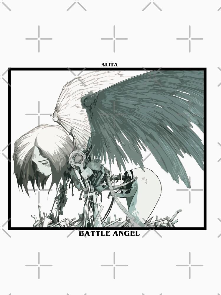 "Alita ""Fallen Angel"" by ToninoM"