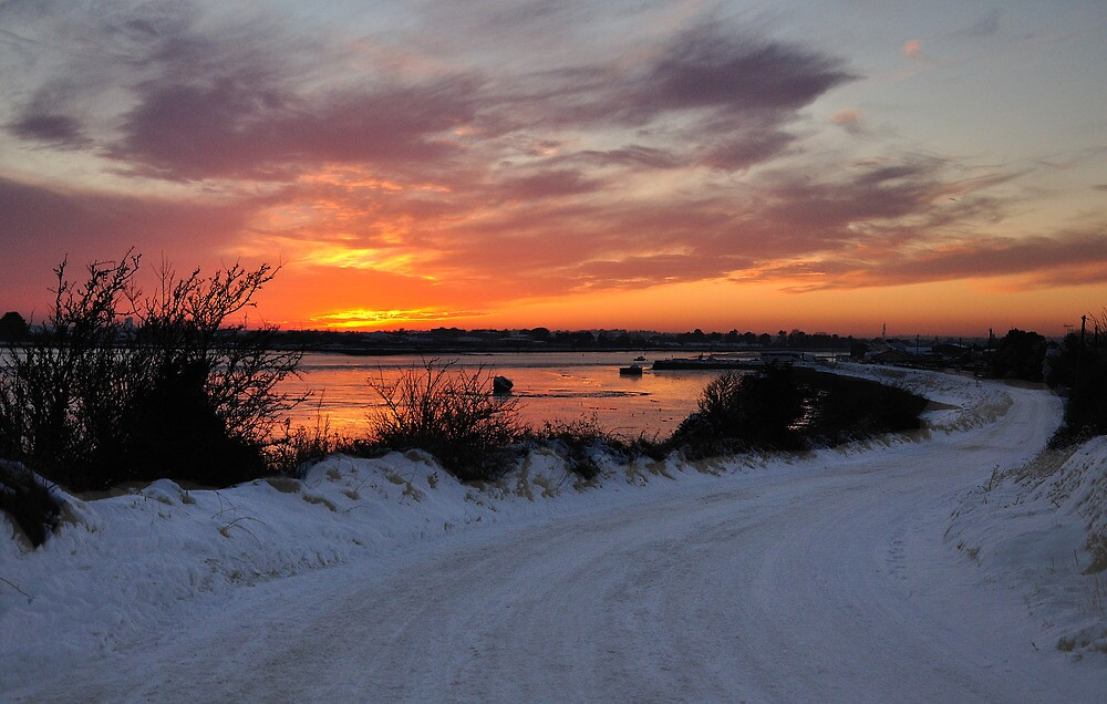 Fire and Ice by Mairead1
