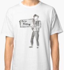 Subterranean Homesick Blues Classic T-Shirt