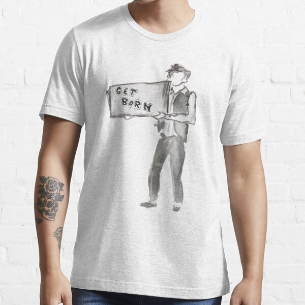 Subterranean Homesick Blues Essential T-Shirt