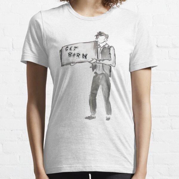 Blues melancolico subterraneo Camiseta esencial