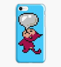 EarthBound -- Bubble Monkey iPhone Case/Skin