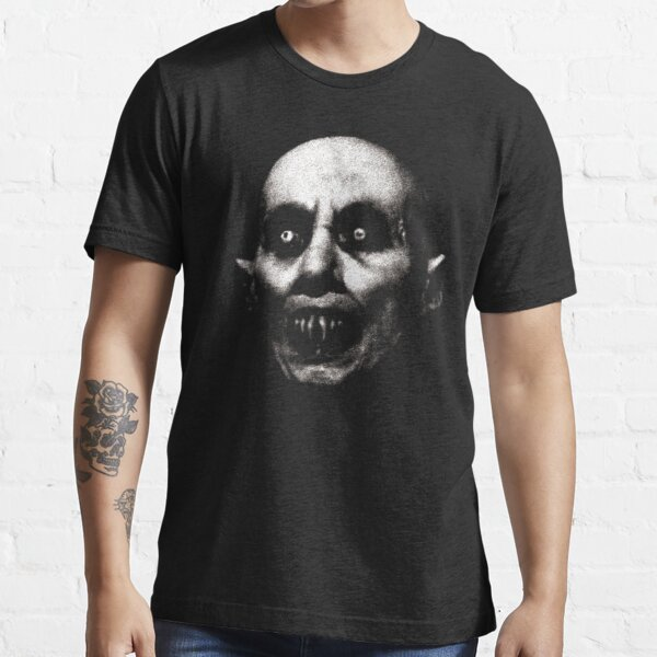 Nosferatu the Vampire cult classic goth gothic horror lover gift Halloween t shirt Essential T-Shirt