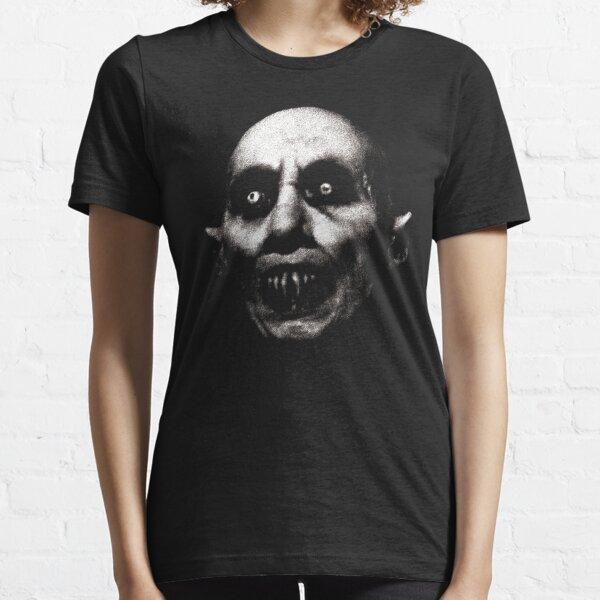 Nosferatu the Vampire cult classic goth gothic horror lover gift camiseta de Halloween Camiseta esencial