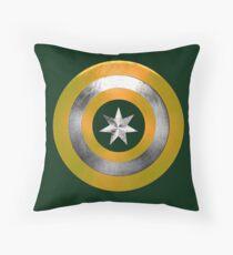 Captain Oz Throw Pillow