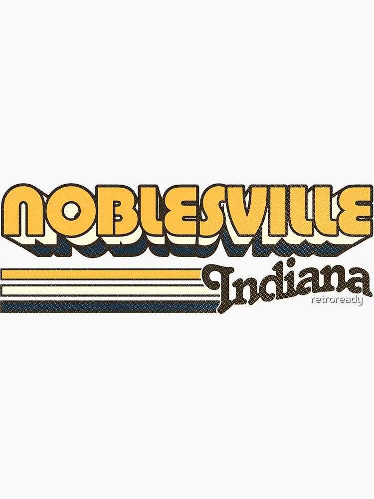 Noblesville, IN by retroready