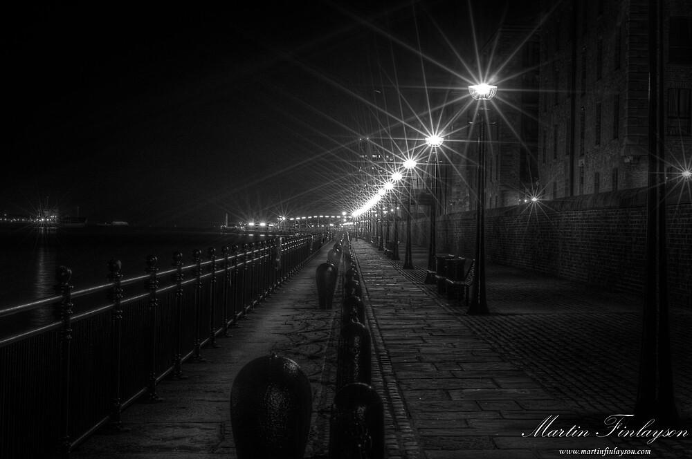Stars Along the Promenade by Martin Finlayson