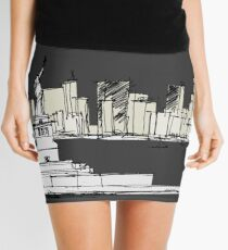 New York  Mini Skirt