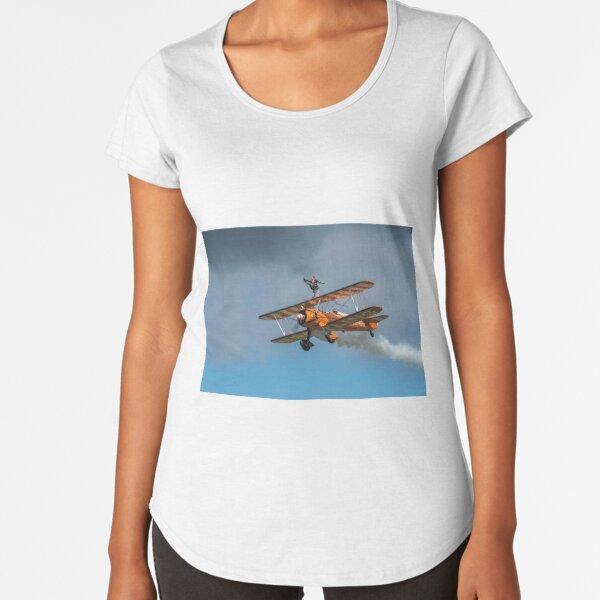 Top Job Premium Scoop T-Shirt