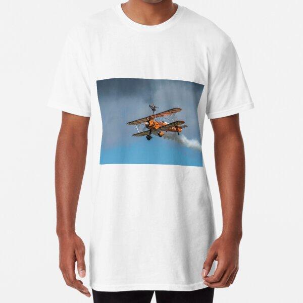 Top Job Long T-Shirt