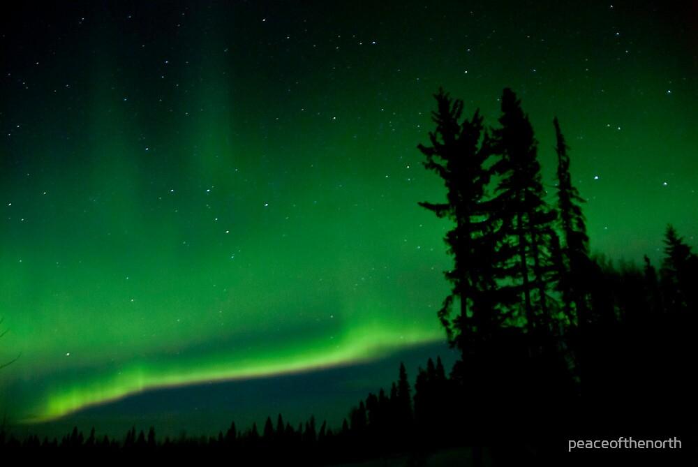 Aurora Sky Part 2 by peaceofthenorth