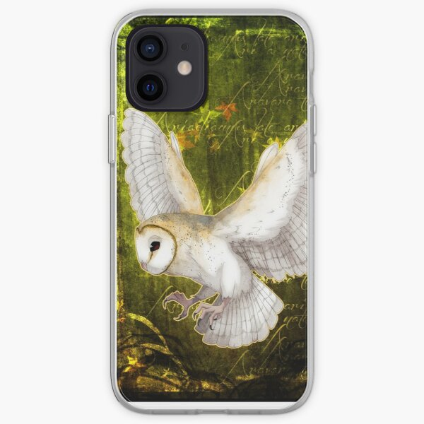 Barn Owl iPhone Soft Case