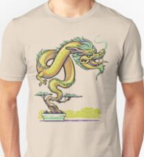 Camiseta unisex Bonsai Dragon