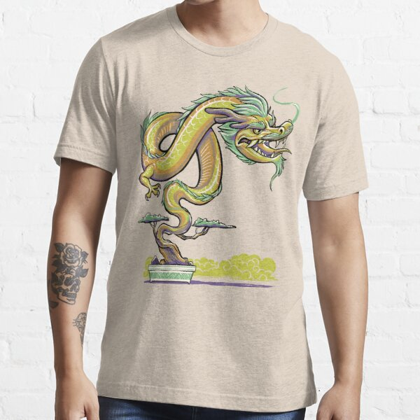 Bonsai Dragon Essential T-Shirt
