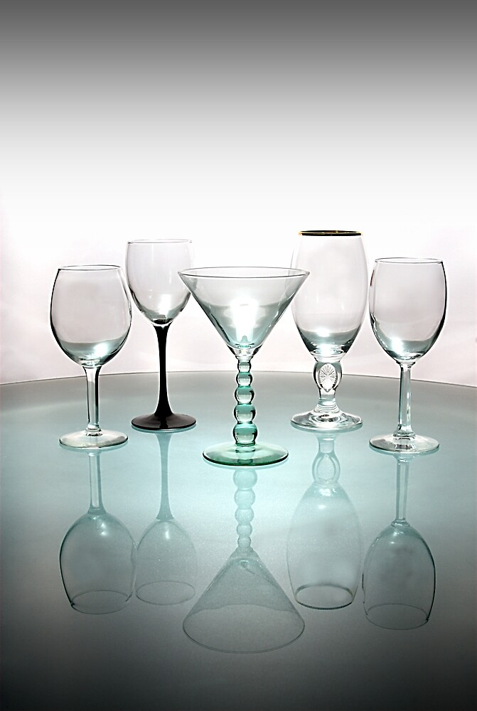 Glass Act by Steven Geer