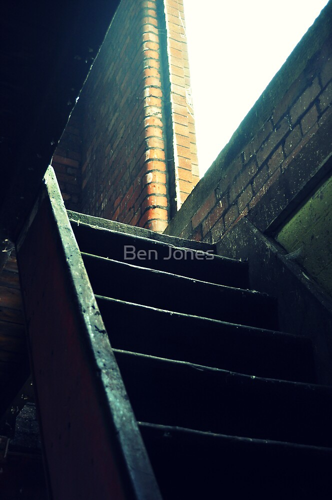 Steps by Ben Jones