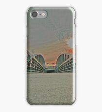 Downtown Greenville SC iPhone Case/Skin