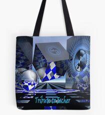 Tribute to Escher Tote Bag