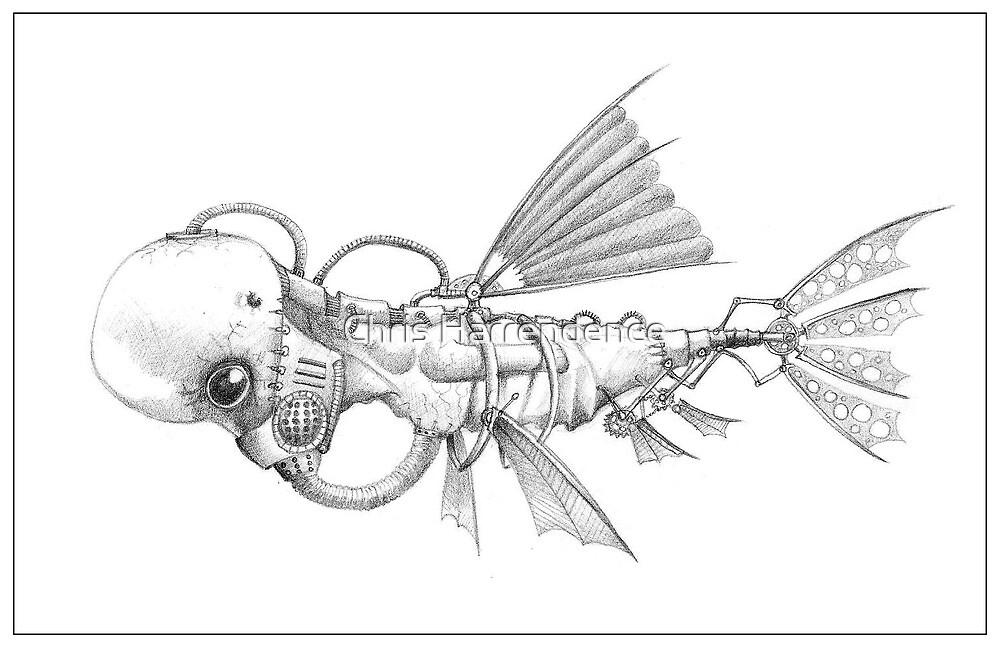 Aqua Biobot by Chris Harrendence