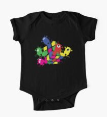 Cube monsters Kids Clothes