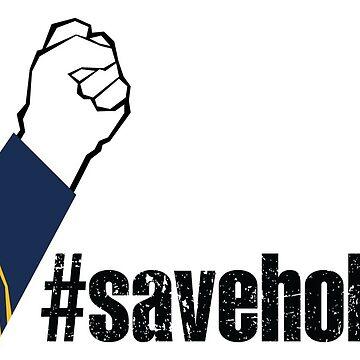 #saveholiday by greydpeak