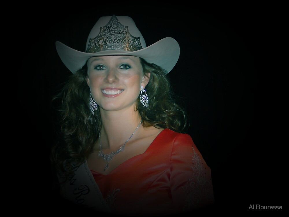 Miss Rodeo Canada 2010 - 2011, Kezia Morrison by Al Bourassa