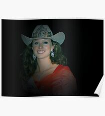 Miss Rodeo Canada 2010 - 2011, Kezia Morrison Poster