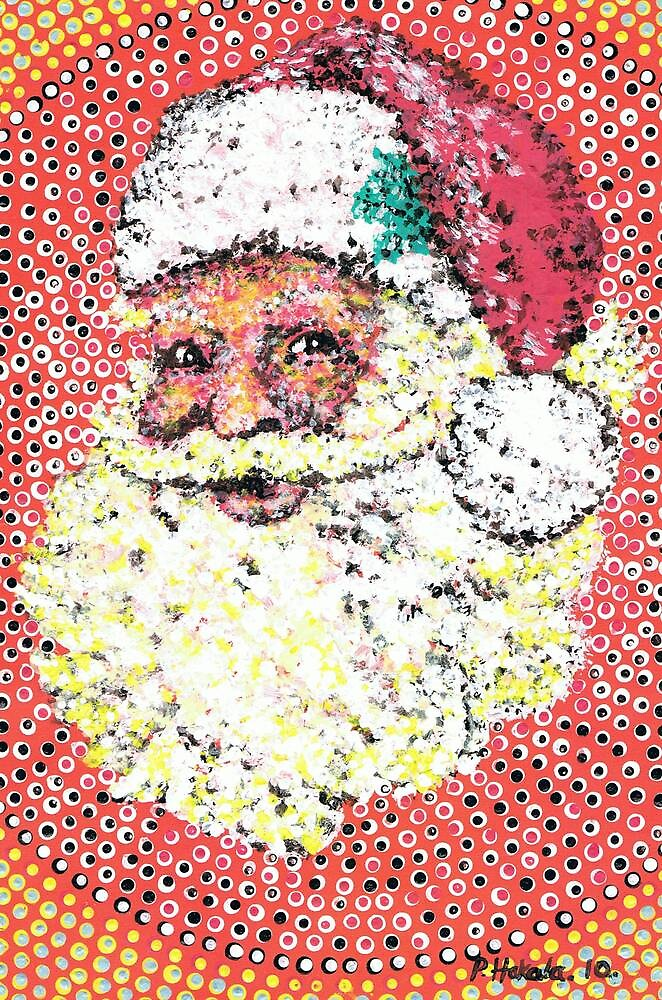 Father Christmas by George Coombs