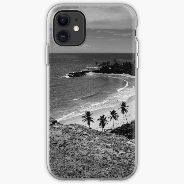 Belvedere's view to paradise iPhone Soft Case