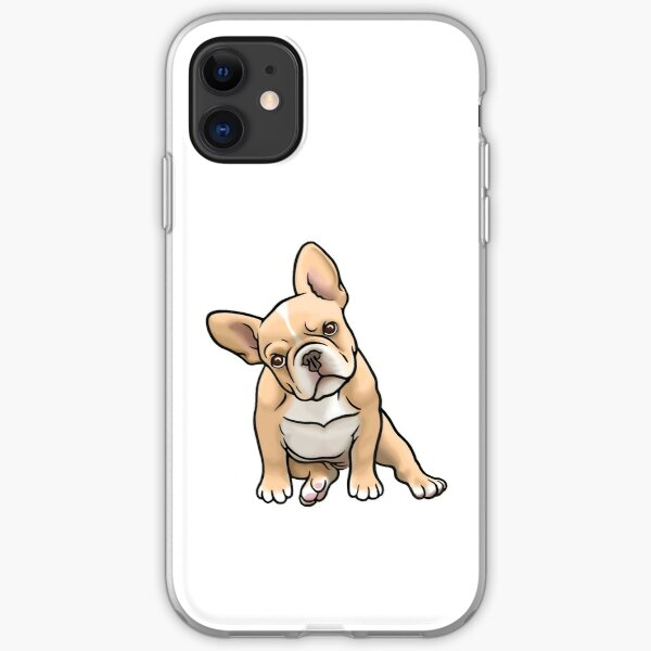 Frenchie iPhone Soft Case