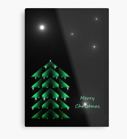 Merry Christmas! Metal Print