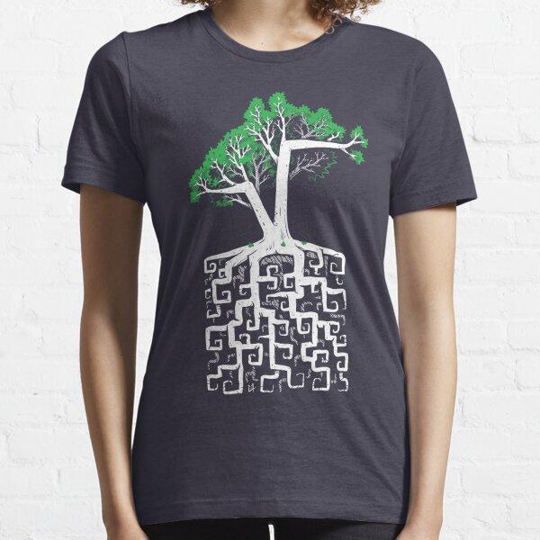 Quadratwurzel Essential T-Shirt