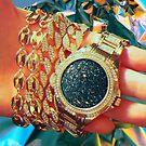 Interstellar Bling Retro Manipulation by Zach Murray
