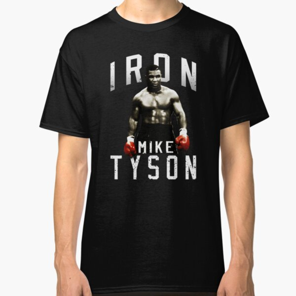Mike tyson t-shirt Classic T-Shirt