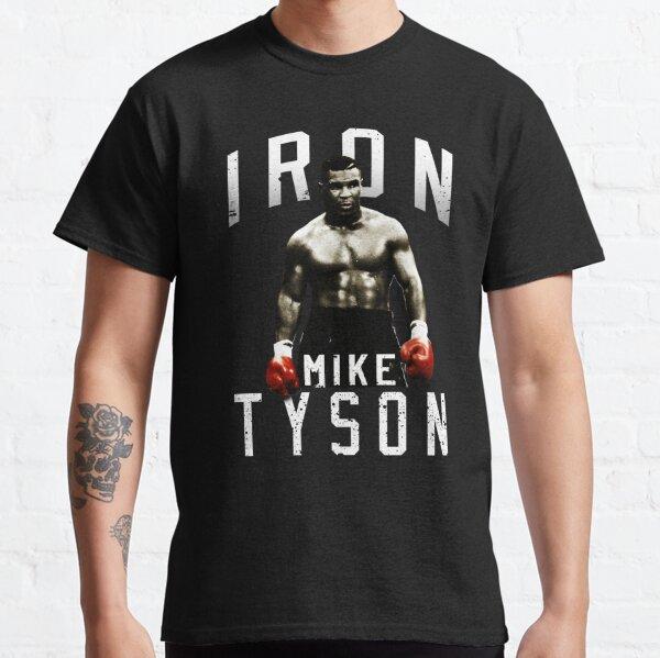 Camiseta Mike tyson Camiseta clásica