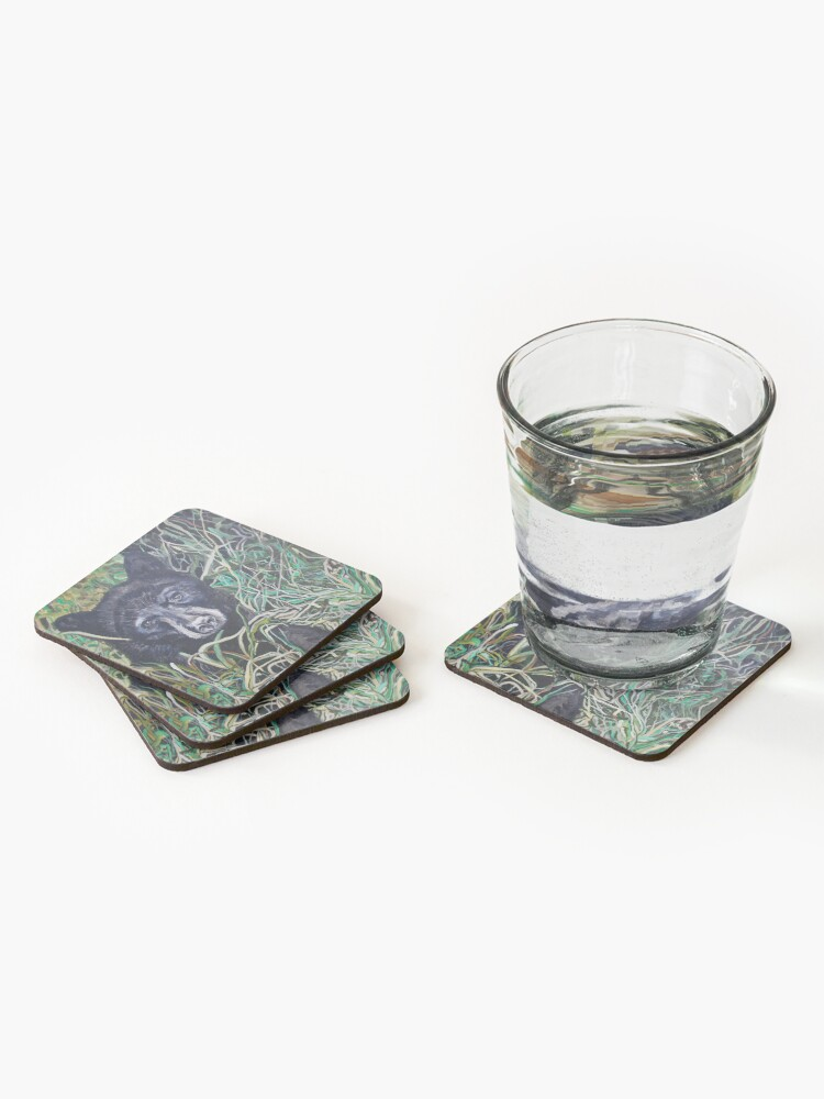 Alternate view of Buford Coasters (Set of 4)