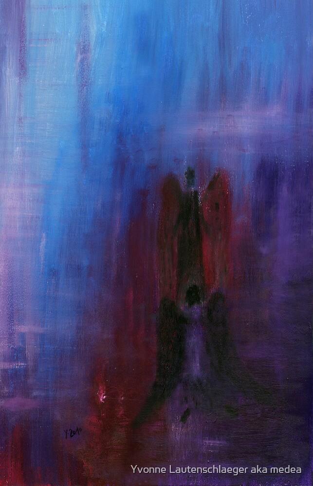 Fallen Angel by Yvonne Lautenschlaeger aka medea