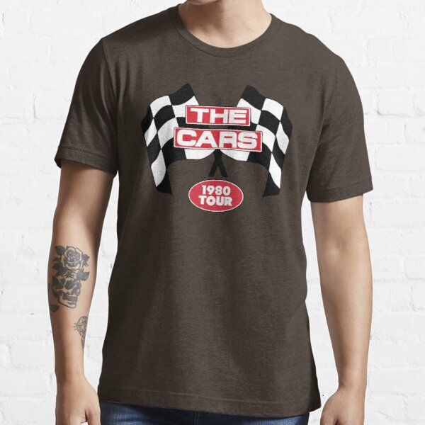 The Cars - 1980 Band Tour - Tribute Essential T-Shirt